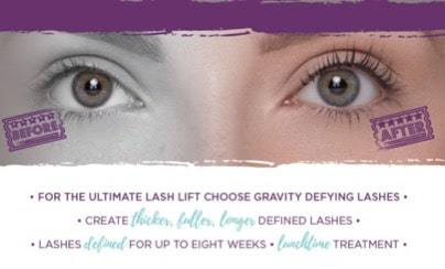 The Eyelash Emporium presents NEW Gravity Defying Lashes ...