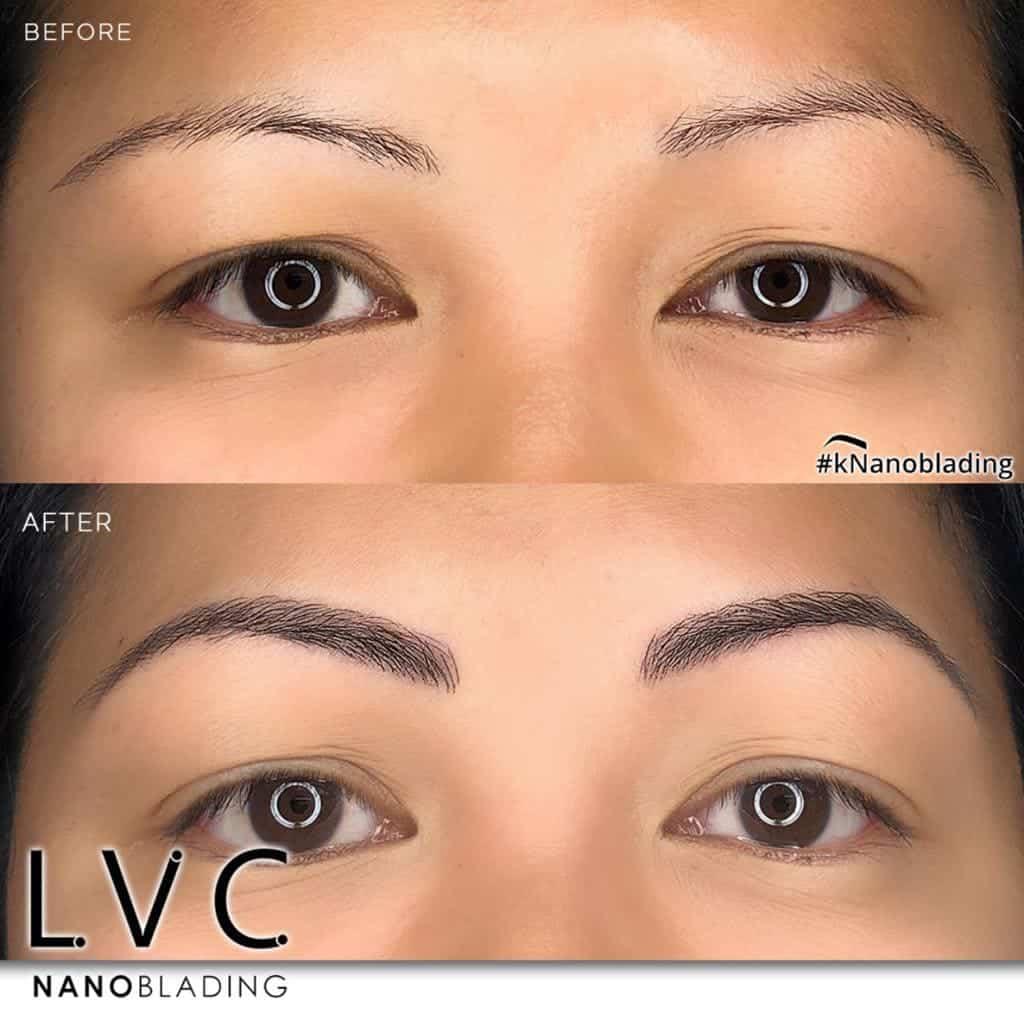 Get your Eyebrows Nanobladed (Korean Nanoblading) done for ...