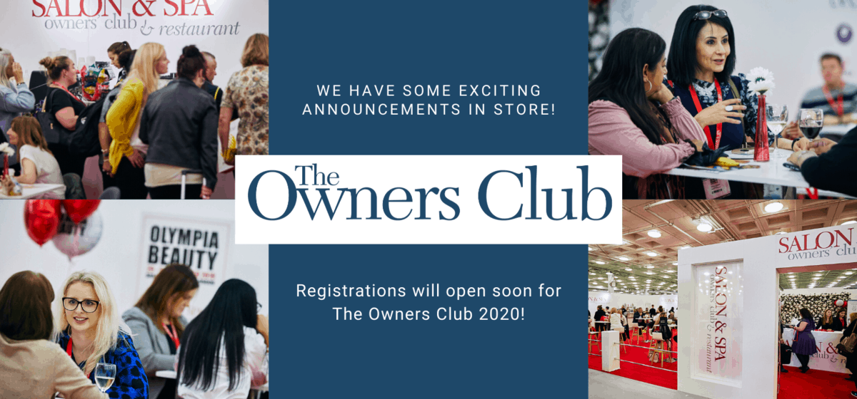 The Owners Club Website Header