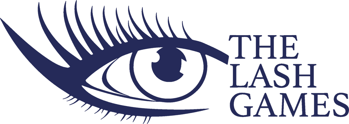 The Lash Games 2020 Logo_vector navy