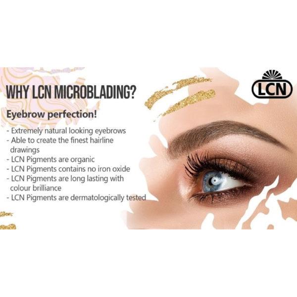 LCN Microblading