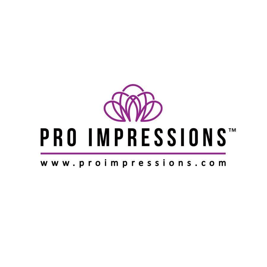 Pro Impressions_Logo-with-website_900