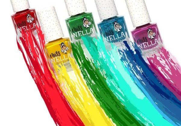 Rainbow Miss Nella