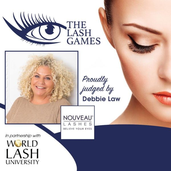 The Lash Games_Debbie Law_judges posts for website